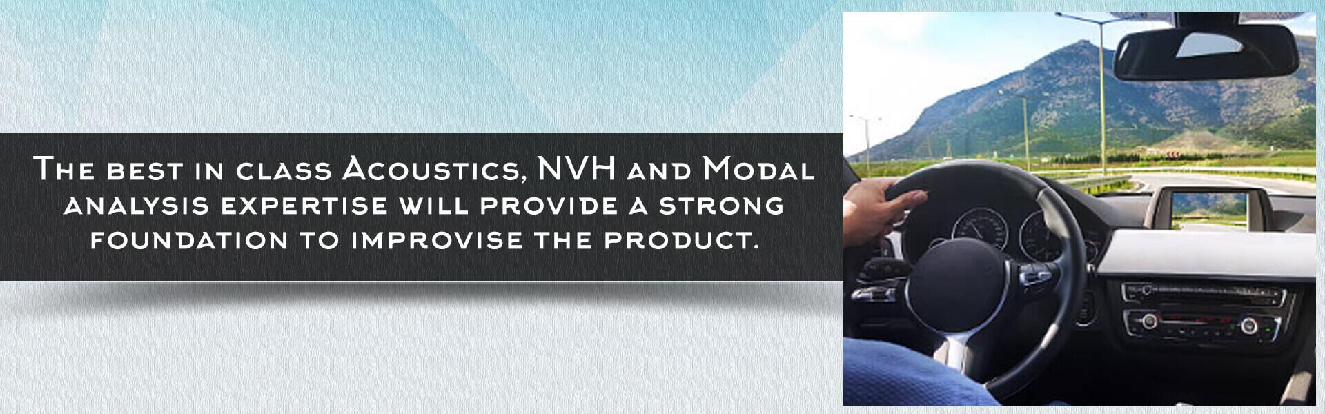 Envitest Laboratories - Accoustics & NVH Modal Analysis